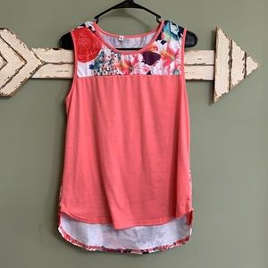 🔴3 for $10 - Coral tank top